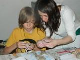 Ośrodek Pogranicze: Dzieci opowiedziały historię Gucia, który oglądał świat z innej strony