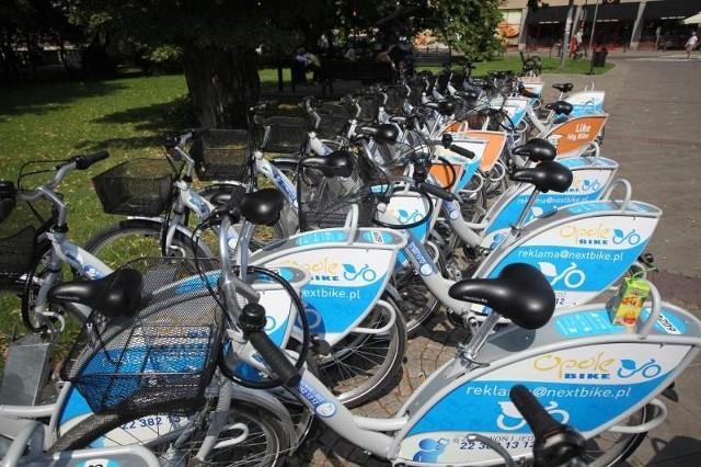W tym rok urząd miasta zapłaci firmie Nextbike 335 tysiące złotych