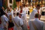 Trzej diakoni z archidiecezji białostockiej są już po święceniach. Mamy trzech nowych kapłanów (zdjęcia)