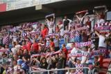 Górnik Zabrze - Podbeskidzie 4:2 ZDJĘCIA KIBICÓW Głośny doping Torcidy i wielka radość fanów
