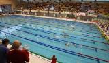 Basen olimpijski w Szczecinie otwarty z wielką pompą [film, zdjęcia]