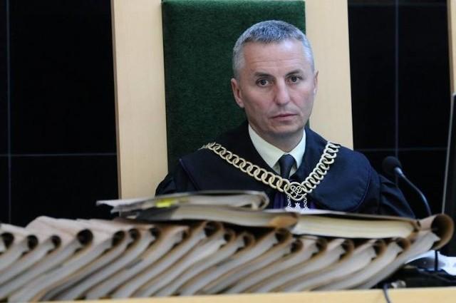 Sędzia Dariusz Limiera