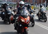 Ostrołęka. Motoserce 2019. 8.06.2019. Po raz kolejny motocykliści zorganizowali akcję zbiórki krwi. Nie brakowało atrakcji