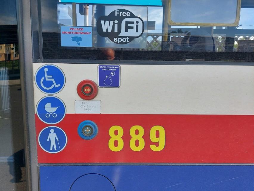 Pasażerom komunikacji miejskiej w Bydgoszczy było za zimno w...