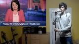 """Gdyby """"Wiadomości"""" TVP były piosenką. Youtuber stworzył słowa piosenki z pasków """"Wiadomości"""". To hit internetu!"""
