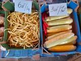Ceny warzyw i owoców na giełdzie w Sandomierzu. Sprawdźcie. Jest taniej? [ZDJĘCIA]