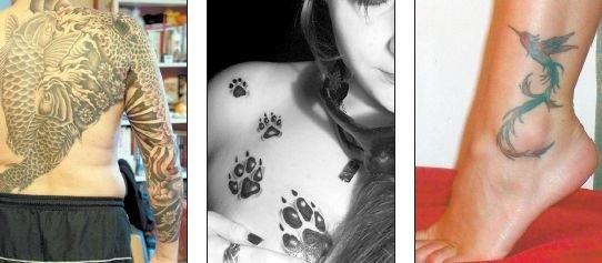 Zadbaj O Tatuaż Czyli Jak Ważna Jest Odpowiednia