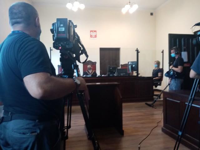 Ogłoszenie wyroku w sprawie hodowli psów w Dobrczu.
