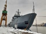 """ORP """"Kadm. Xawery Czernicki"""" przekazany do Marynarki Wojennej po kompleksowej naprawie w PGZ Stoczni Wojennej"""