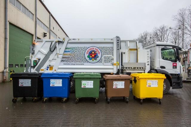 Zmiany w segregacji odpadów typu bio od czerwca w Gdańsku