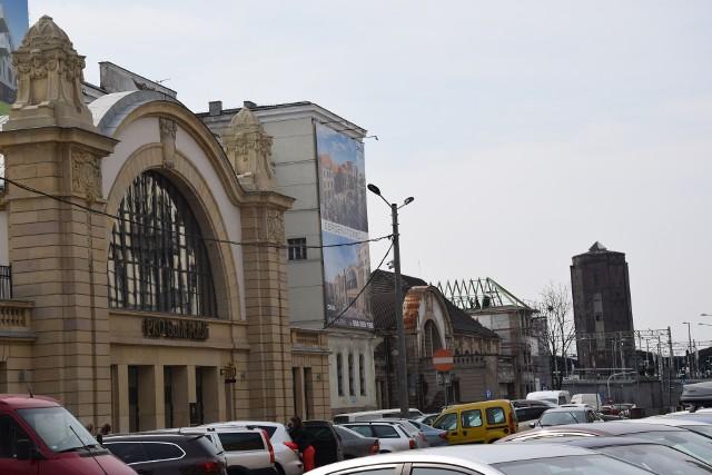 Remont Starego Dworca w Katowicach