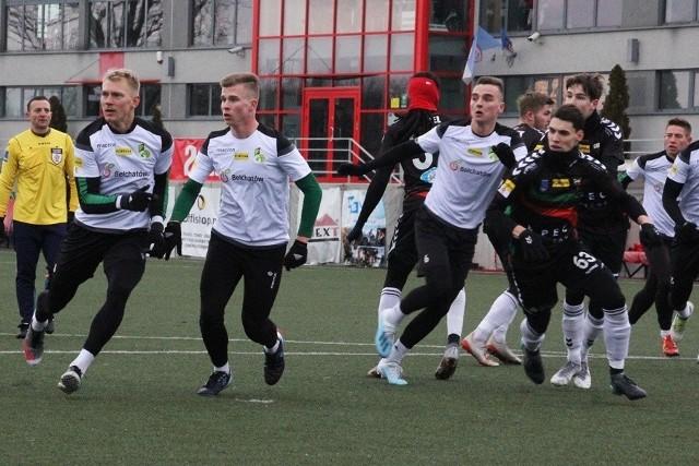 GKS Bełchatów gra z Górnikiem Łęczna