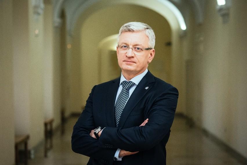 Jacek Jaśkowiak: Nie wyrywam się, by zabrać głos....