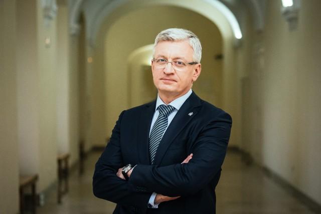 Jacek Jaśkowiak: Nie wyrywam się, by zabrać głos. Przemawiam, gdy mnie poproszą