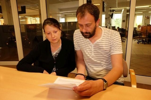 Rodzice Karolinki, Ewa Gotowicka i Adam Krawczyk mają spotkać się z rektorem Uniwersytetu Medycznego w Białymstoku