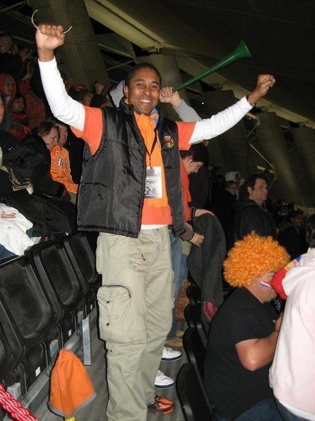 Fani ,,Pomarańczowych'' są przekonani, że tytuł mistrzów świata przypadnie ich drużynie