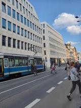 Kłopoty z tramwajami  w centrum Wrocławia. MPK: prace torowe i brak napięcia w sieci