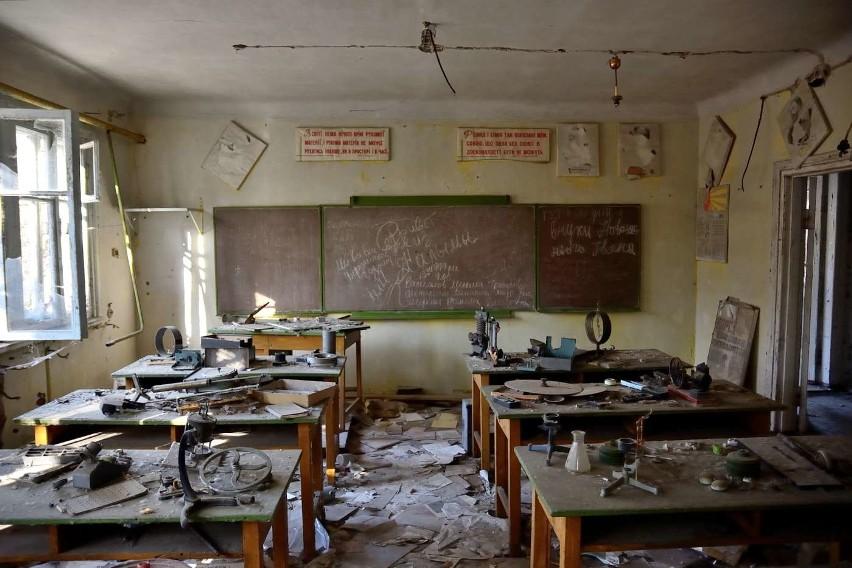 34 lata temu doszło do katastrofy w Czarnobylu. Zobacz online, jak dziś wygląda okolica wybuchu [ZDJĘCIA] | Polska Times
