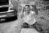 Natasza Urbańska w klatce. To część kampanii [ZDJĘCIA]