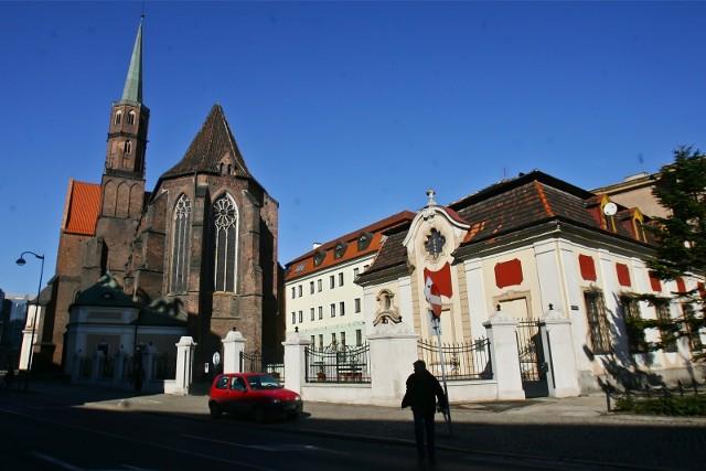 Kościół pw. Świętego Wojciecha we Wrocławiu