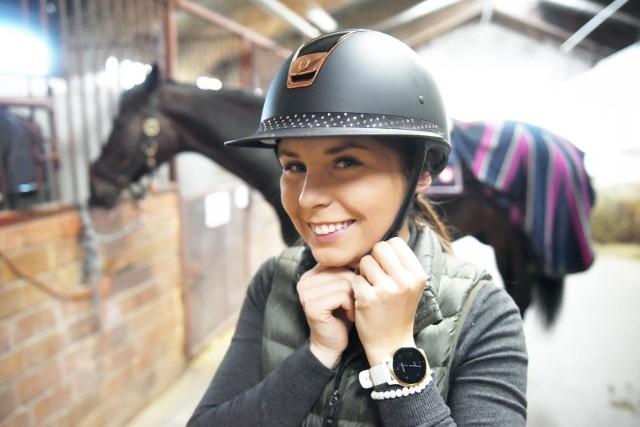 Paulina Maciejewska, zawodniczka ZKS-u Drzonków, liczy na to, że pojedzie na Igrzyska Olimpijskie do Paryża.