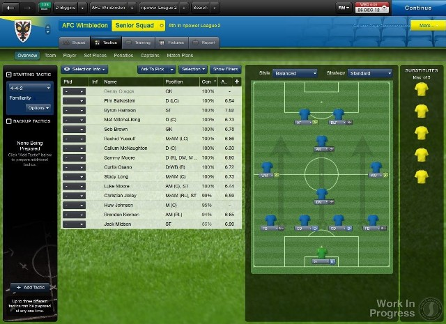 Football Manager 2013Football Manager 2013: Gra ukaże się w polskiej, kinowej wersji językowej