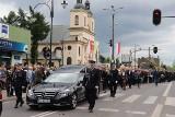 Uroczystości pogrzebowe tragicznie zmarłej Ilony Rafalskiej - radnej Sejmiku Wojewódzkiego [ZDJĘCIA] Pogrzeb Ilony Rafalskiej