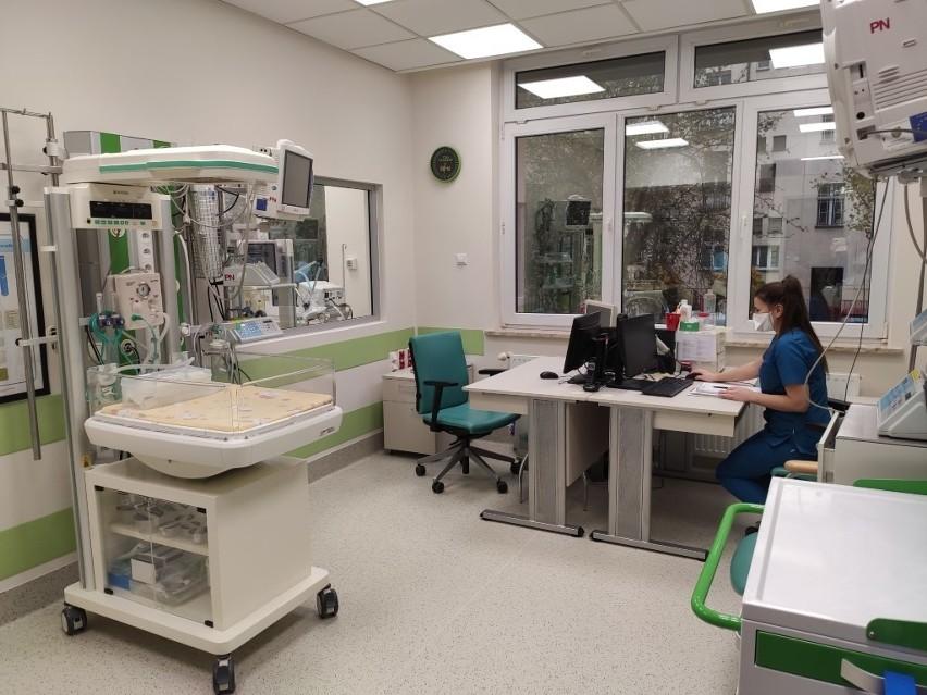Dziś Dzień Wcześniaka. W Opolu Pododdział Patologii Noworodków dostał nowoczesny sprzęt i wyposażenie