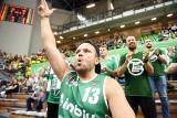 Kibice pięknie nieśli koszykarzy Enei Zastalu BC Zielona Góra do pierwszego w tym sezonie zwycięstwa w hali CRS. Śląsk Wrocław pokonany!