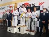 Pierwsze miejsce drużyny Kieleckiego Klubu Sportowego Karate na krajowym turnieju w Wojniczu [ZDJĘCIA]