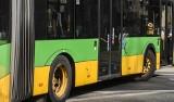 MPK Poznań: Autobus MPK zderzył się z osobówką na Serbskiej