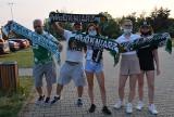 """Włókniarz Częstochowa - Falubaz Zielona Góra ZDJĘCIA KIBICÓW. Fani """"biało-zielonych"""" przed meczem wierzyli w zwycięstwo nad wiceliderem"""