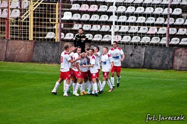 W rundzie jesiennej Łódzki Klub Sportowy pokonał przed własną publicznością Borutę Zgierz 2:0. Mecz rewanżowy zgierzanie oddają walkowerem.