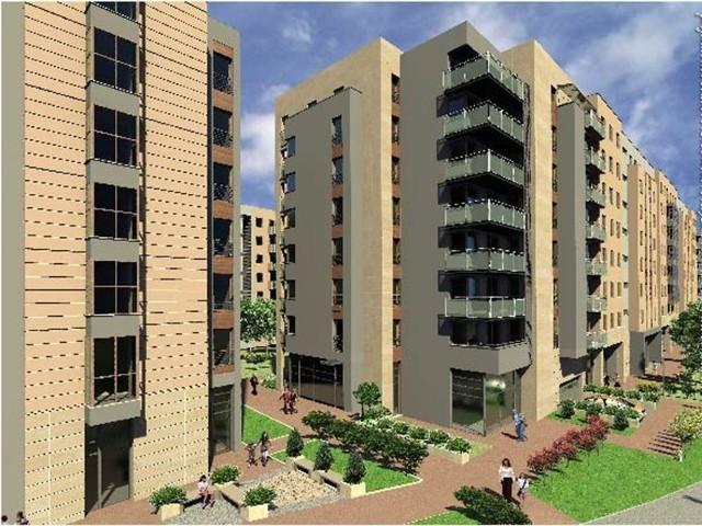 Dziesięć budynków, które utworzą zespół mieszkaniowy Sonata Park, znacząco powiększą osiedle Nowe Miasto. Całość ma być gotowa w 2017 roku