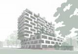 """Inwestor chce w Katowicach postawić apartamentowiec korzystając z """"lex deweloper"""". Komisja Rozwoju dała zielone światło"""