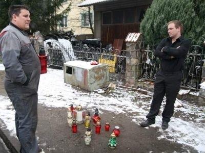 Dariusz Paluch i Jarosław Kufel byli w 2009 roku w szoku, że ich przyjaciel zginął.