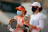 """Iga Świątek po zwycięstwie w Roland Garros. To coś szalonego. Co roku oglądałam, jak Rafa Nadal podnosi tutaj trofea, a teraz sama podnoszę"""""""