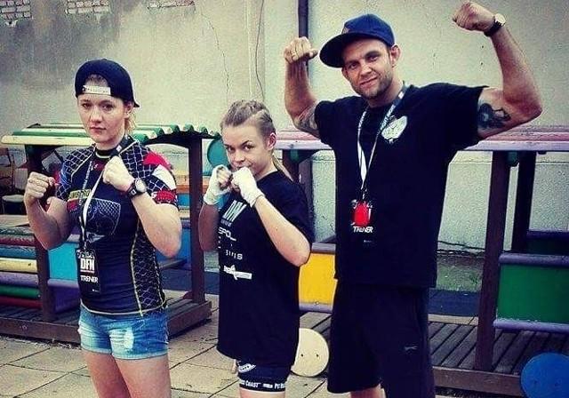 Trener dobrze przygotował Paulinę (z lewej) i Natalię. Tłumaczył, że podczas treningów nie dawał im taryfy ulgowej