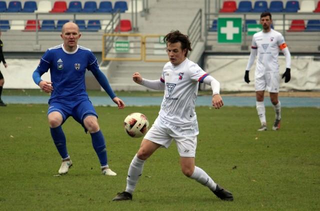 Maksymilian Jończyk zdobył pierwszą bramkę dla Broni