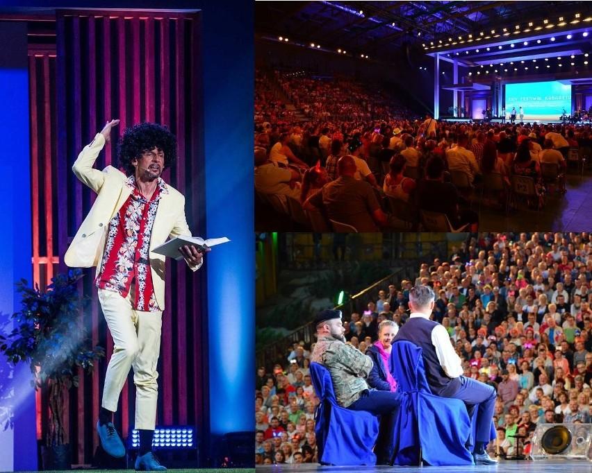 Już w najbliższy weekend w Koszalinie odbędzie się kolejna edycja znanego w całej Polsce kabaretonu. Podobnie jak przed rokiem, ze względu na remont amfiteatru, impreza zorganizowana zostanie w hali widowiskowo-sportowej. Jak bawiliśmy się w poprzednich latach? Zobaczcie zdjęcia!