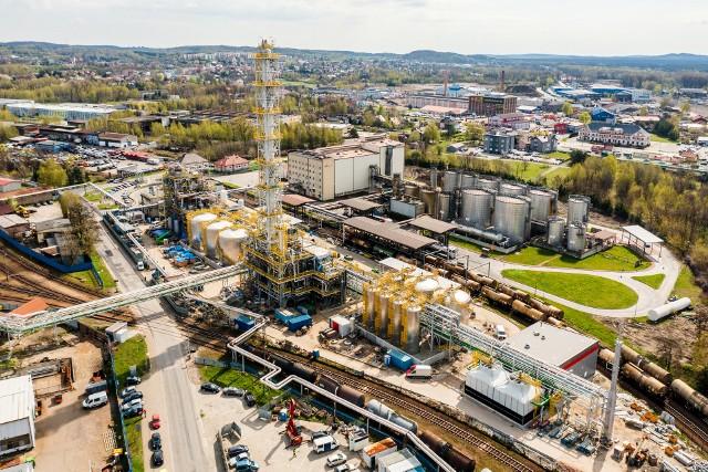 Instalacja do produkcji ekologicznego glikolu propylenowego w rafinerii w Trzebini