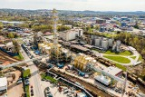 Trzebinia. Przy rafinerii powstaje największa w Europie instalacja do produkcji glikolu. To imponująca inwestycja Orlen Południe [ZDJĘCIA]