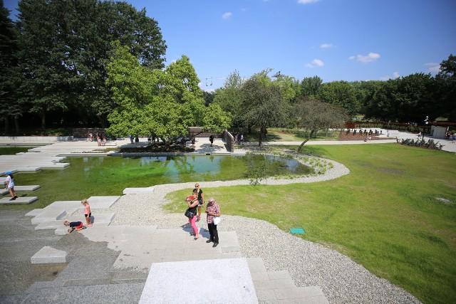 Ogród Japoński w Chorzowie cały czas cieszy się ogromnym zainteresowaniem. Zobacz zdjęcia >>>