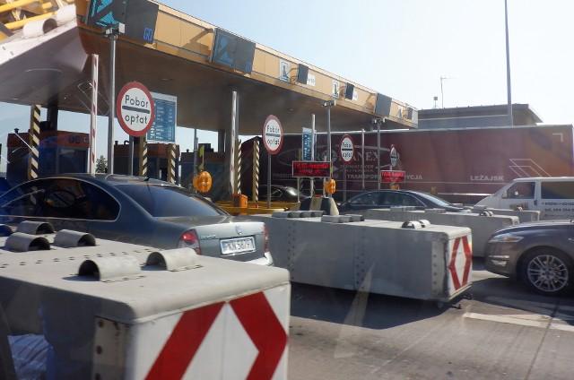 Na autostradzie A1 AmberOne w Nowej Wsi pod Toruniem powstaną dwie dodatkowe bramki zjazdowe