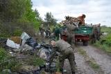 Sulechowscy żołnierze posprzątali górę śmieci. Zobaczcie zdjęcia!