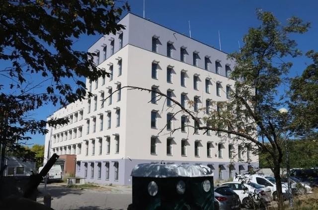 Szpital tymczasowy w Radomiu powstaje w budynku centrum rehabilitacji.