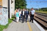 Sosnowiec: wykonawca odebrał od PKP SA klucze do dworca w Maczkach