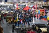 Retro Motor Show 2019: Zabytkowe samochody, autobusy i skutery na MTP [ZDJĘCIA]