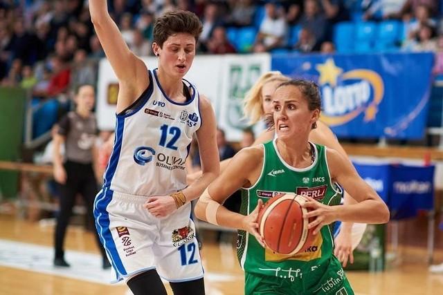 Zuzanna Sklepowicz zagra drugi sezon w barwach Pszczółki Polski-Cukier AZS UMCS Lublin