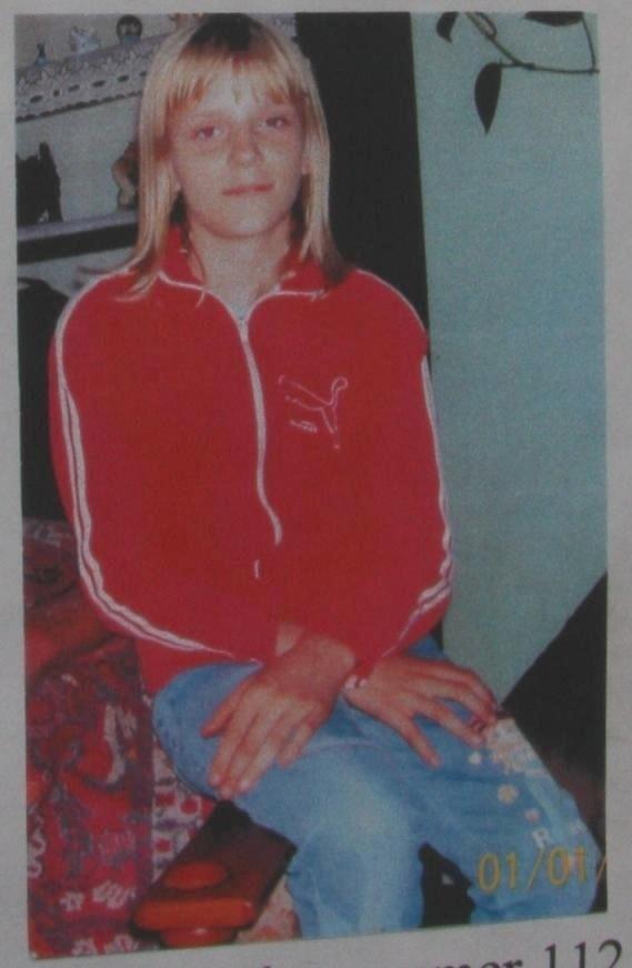 Dorota Strzelińska ma 15 lat